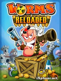 Worms Reloaded Mobile Game